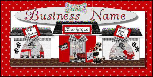 The Barktique Pet Mall- A Julianne Design